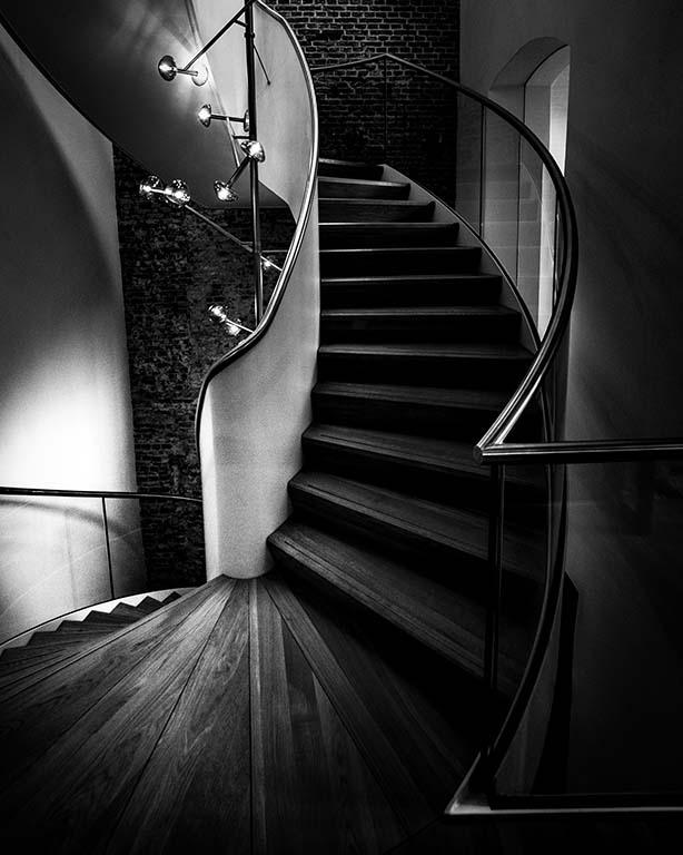 Staircase, Ruurlo Castle